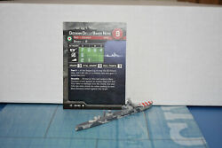 Axis & Allies War at Sea Surface Action Giovanni Delle Bande Nere 31/40 $5.00