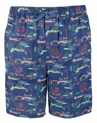 Tommy Bahama Men#x27;s Woven Palm Springs Lounge Shorts $36.46