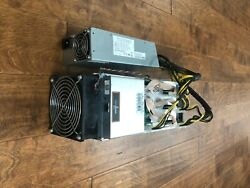 Antminer S9j Bitcoin Miner 14.5TH s with Bitmain APW3 1600W PSU $140.00