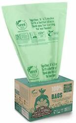 UNNI ASTM D6400 100% Compostable Bags 13 Gallon 50 Count Heavy Duty 0.85 $21.99