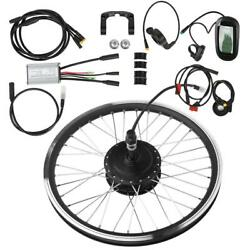 "36V 250W 24""KT LCD6 LCD Instrument Bike Mountain Bicycle Conversion Electric Kit $452.51"