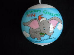 Family Holiday Party 1994 Satin Disney Ornament Cast Member Exclusive $19.99