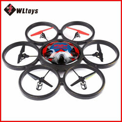 Biggest 2.4Ghz 4CH 6 Axis RC Quadcopter Drone 360 degree Rotation Wltoys V323 qK $49.90