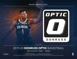 2019-20 DONRUSS OPTIC BASKETBALL ROOKIES COMPLETE YOUR SET $4.99