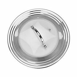 """Universal Glass Lid Fits All 7"""" to 12"""" Pots and Pans $19.99"""
