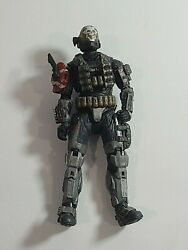 2010 Halo Reach Series 1 5.75 Emile UNSC Action Figure McFarlane Toys Xbox $40.00