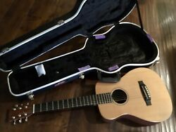 C.F. Martin & Co. LX1 Little Martin Acoustic Guitar W/ SKB Case $400.00