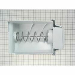 Ice Bucket Container Assembly Compatible with GE Refrigerator WR17X11447