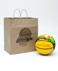 Spalding Street Taco Supreme Ball *IN HAND* FREE SHIPPING $95.00