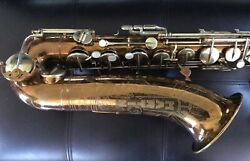 MARTIN HANDCRAFT COMMITTEE II TENOR SAX,