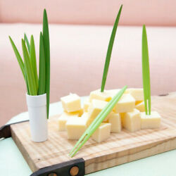 10pcs set bamboo decorations DIY chopsticks cocktail leaf fruit wedding party $5.63