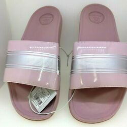 NEW Champion C9 Women#x27;s Cala Side Sandal Pink Size 7 or 10 Your Choice $9.49