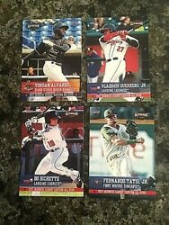 2017 Midwest League All Star Set w Fernando Tatis Jr Guerrero Alverez Bichette $49.99