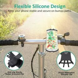 Universal Motorcycle Bicycle Phone holder for iPhone Samsung Xiaomi Huawei Smart $3.85