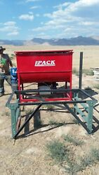 Fertilizer Spreader 1 yard soil mixer $7500.00