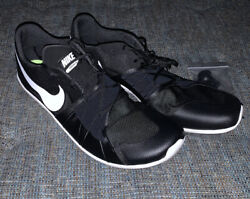 Nwob Nike Zoom Forever Xc Cross Country Shoes 904723 001 Men's Size 15 Black $21.05