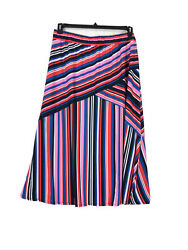 NY Collection size 1XP skirt striped elastic waistband maxi Petite NEW $19.99