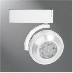 Cooper Lighting Eaton Halo LED Track Fixture in White L806SP8040 NEW OPEN BOX