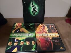 Species DVD Collection Box Set Collector#x27;s Edition and The Awakening 6 DVDs $18.00