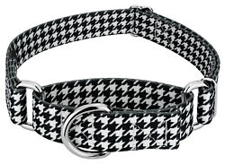 Country Brook Petz™ Houndstooth Martingale Dog Collar $11.95