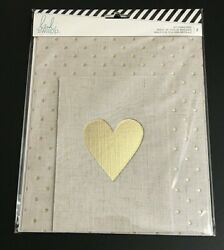 Heidi Swapp Gallery Wall DIY Frame Inserts Fabric Packs Lot of 3 $30.00