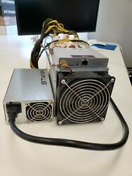 Bitmain Antminer s9i 14Th s w APW3 Power Supply Bitcoin Miner FREE SHIPPING $89.00