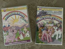 MY LITTLE PONY Classic TV Complete Collection 65 Episodes 30th Anniv The Movie $19.99