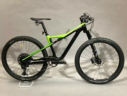 2020 Cannondale 27.5 Scalpel Si Carbon 4 Small Acid Green MTB Full Suspension $4050.00