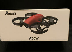 Drone with Camera for Kids Potensic A30W RC Mini Quadcopter with 720P HD NIB $35.00