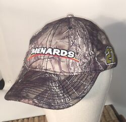 Camo Menards Home Improvement Store Embroidered baseball hat cap adjustable. $7.70