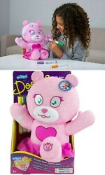 Doodle Bear The Original 14quot; Plush Toy with 3 Washable Markers Fashion Pink $19.99