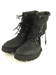 OAMC 6 Lace Up Cushion Trekking black Boots From Japan 4764 $294.03