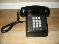 Cortelco 250000 MBA 27M Traditional Desk PHONE with call light $35.00