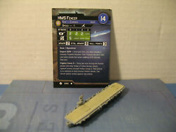 Axis amp; Allies War at Sea Task Force HMS Fencer 11 60 $10.00