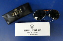 PILOT#x27;S FLYING SUNGLASSES W CARRYING CASE $12.95