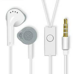 3.5mm Handsfree Headphones Earphones In Ear For Samsung Galaxy S7 S6 Note 5 1PC $1.02