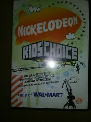 Nickelodeon Kids Choice Dvd $9.50