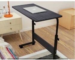 Height Adjustable Notebook Laptop Computer Desk Portable Table Stand Sofa Bed US $39.99
