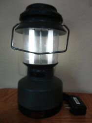 COLEMAN Rechargeable Electric Twin Tube Fluorescent Lantern Lamp 5348 700 $29.99