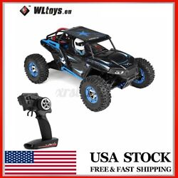 WLtoys 12428 B 1 12 2.4G 4WD Electric RC Car 50km h High Speed Off Road Toy USA $92.60