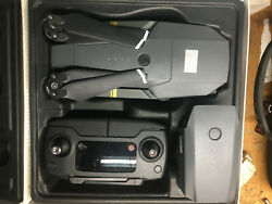 DJI Mavic Pro Quadcopter with Remote Controller Grey $599.00