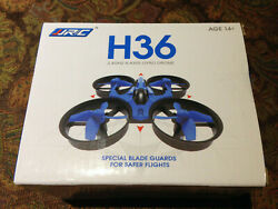 JJRC H36 2.4GHz 6 Axis Gyro 3D Flip Drone Quadcopter Whoop $18.99