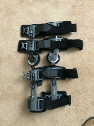 DonJoy Flexion Extension Knee Brace Adjustable Locking Left or Right $55.00