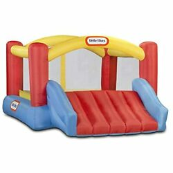 NEW Little Tikes Jump #x27;n Slide Inflatable Bounce House FAST SHIP $219.00