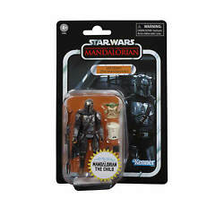 *Pre Order* Hasbro Star Wars The Vintage Collection Din Djarin The Mandalorian $40.00