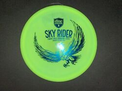 Discmania Limited Edition Simon Lizotte Sky Rider PD2 Swirly S Line Max Weight $97.00