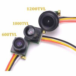 Quadcopter Camera Audio 1.8mm Wide Color View Composite Material For FPV Drone $18.13
