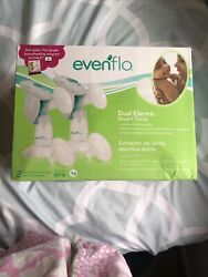 NEW in Box Evenflo Dual Pack Advanced Dual Electric Breast Pump $35.00