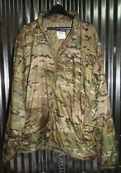 Patagonia Polartec Multicam Extra Extra Large Long Low Loft Level 3A Jacket
