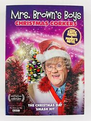 Mrs Brown#x27;s Boys: Christmas Corkers DVD Set with Slipcover Region 1 USA Canada $19.79